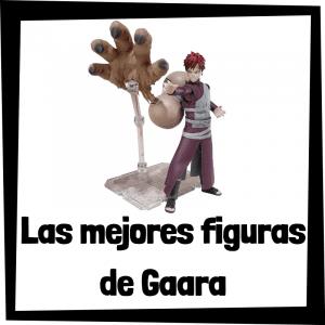 Figuras de acción y muñecos de Gaara de Naruto