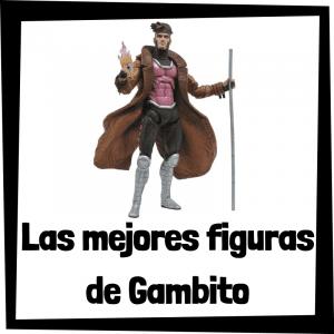 Figuras de colección de Gambito de los X-Men - Las mejores figuras de colección de Gambito