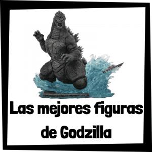 Figuras de colección de Godzilla - Las mejores figuras de colección del Godzilla