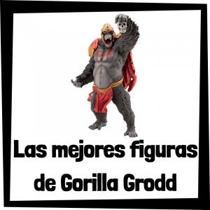Figuras de colección de Gorilla Grodd de Flash - Las mejores figuras de colección de Gorilla Grodd
