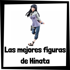 Figuras de acción y muñecos de Hinata Hyūga de Naruto