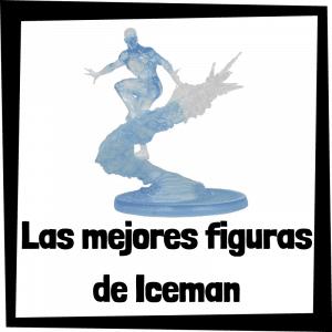 Figuras de colección de Iceman - Las mejores figuras de colección de Iceman de los X-Men