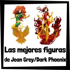 Figuras de colección de Jean Grey de los X-Men - Las mejores figuras de colección de Dark Phoenix - Jean Grey