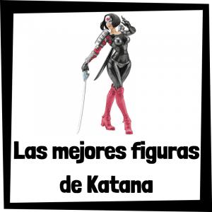 Figuras de colección de Katana - Las mejores figuras de colección de Katana