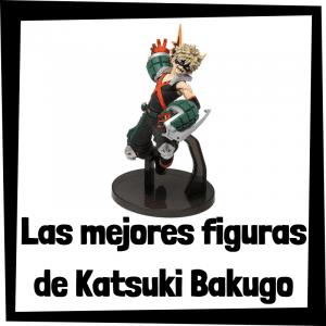 Figuras de colección de Katsuki Bakugo - Las mejores figuras de colección de Katsuki Bakugo de My Hero Academia
