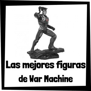 Figuras de colección de Máquina de Guerra - War Machine - Las mejores figuras de colección de War Machine