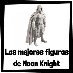Figuras de Moon Knight - Caballero Luna