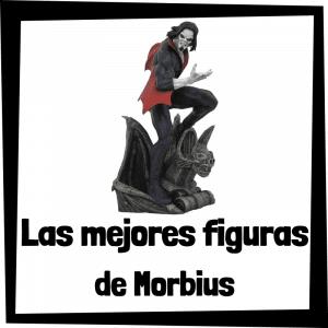 Figuras de colección de Morbius - Las mejores figuras de colección de villanos de Spiderman