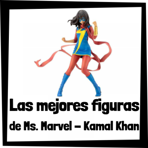 Figuras de Ms. Marvel - Kamala Khan