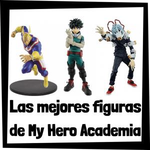 Figuras de acción y muñecos de My Hero Academia