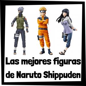 Figuras de acción y muñecos de Naruto Shippuden