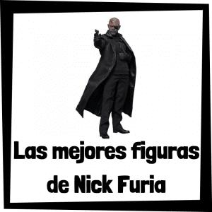 Figuras de colección de Nick Furia - Las mejores figuras de colección de Nick Fury