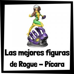 Figuras de colección de Pícara de los X-Men - Las mejores figuras de colección de Rogue