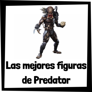 Figuras coleccionables de Predator