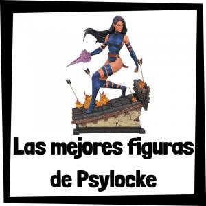 Figuras de colección de Psylocke de los X-Men - Las mejores figuras de colección de Psylocke