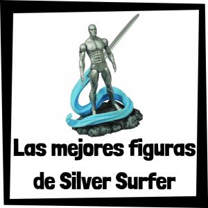 Figuras de colección de Silver Surfer - Las mejores figuras de colección de Silver Surfer
