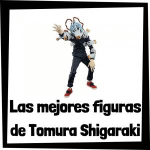 Figuras coleccionables de Tomura Shigaraki de My Hero Academia