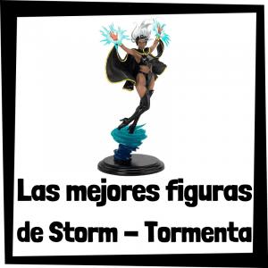 Figuras de colección de Tormenta de los X-Men - Las mejores figuras de colección de Storm