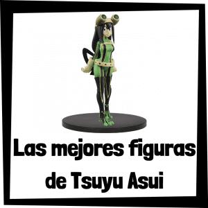Figuras de colección de Tsuyu Asui - Las mejores figuras de colección de Tsuyu Asui de My Hero Academia