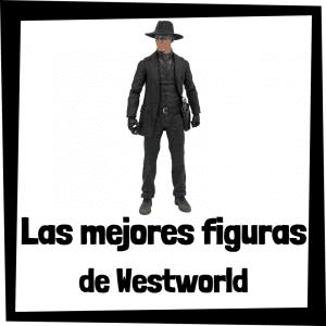 Figuras coleccionables de Westworld