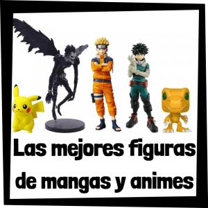 Figuras de mangas y animes