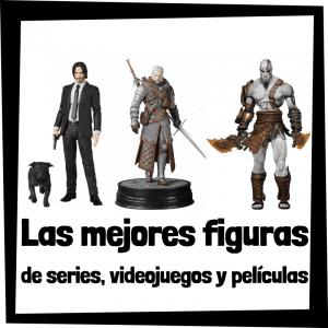 Figuras coleccionables de videojuegos, series y películas
