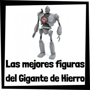 Figuras coleccionables del Gigante de Hierro