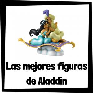 Figuras y muñecos de Aladdin