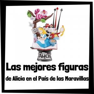 Figuras y muñecos de Alicia en el País de las Maravillas