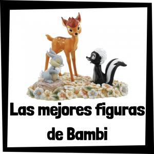Figuras y muñecos de Bambi