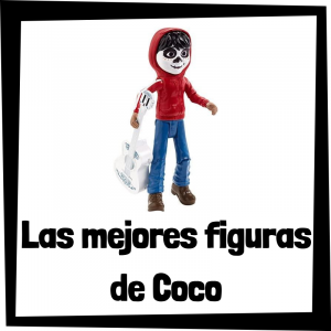 Figuras y muñecos de Coco