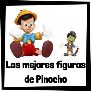 Figuras y muñecos de Pinocho