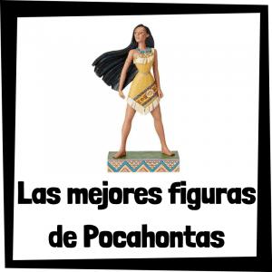 Figuras y muñecos de Pocahontas