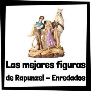 Figuras y muñecos de Rapunzel - Enredados
