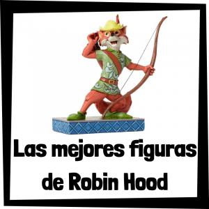 Figuras y muñecos de Robin Hood