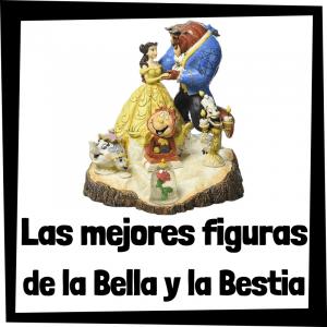 Figuras y muñecos de la Bella y la Bestia