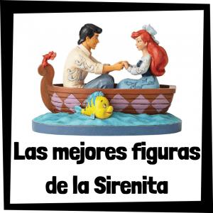 Figuras y muñecos de la Sirenita