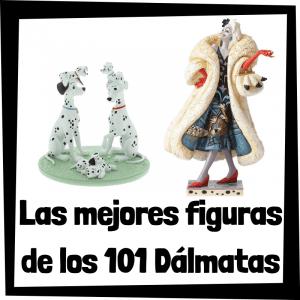 Figuras y muñecos de los 101 dálmatas