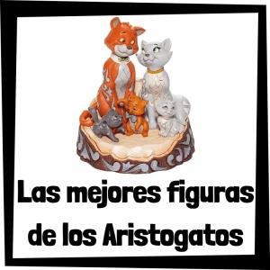 Figuras y muñecos de los Aristogatos