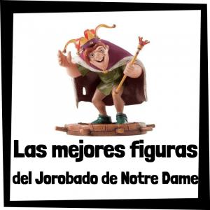 Figuras y muñecos del Jorobado de Notre Dame