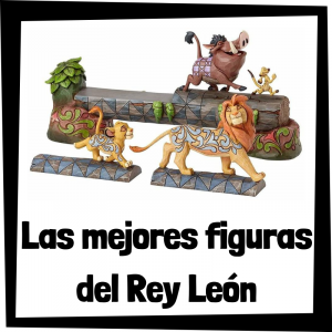 Figuras y muñecos del Rey León