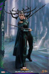 Hot Toys de Hela en Thor Ragnarok - Los mejores Hot Toys de Hela - Figuras coleccionables de Hela