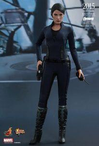 Hot Toys de Maria Hill en Vengadores - Los mejores Hot Toys de Nick Fury - Figuras coleccionables de Nick Furia