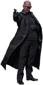 Hot Toys de Nick Furia en Capitan América el Soldado de Invierno - Los mejores Hot Toys de Nick Fury - Figuras coleccionables de Nick Furia
