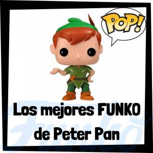 Los mejores FUNKO POP de Peter Pan y Campanilla - Funko POP de películas de Disney - Funko de películas de animación