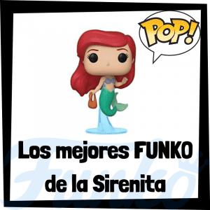 Los mejores FUNKO POP de la Sirenita - Funko POP de películas de Disney - Funko de películas de animación