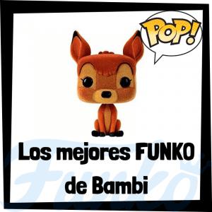 Los mejores FUNKO POP de personajes de Bambi - Funko POP de películas de Disney