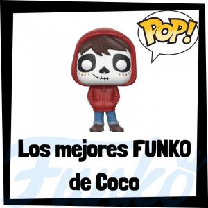 Los mejores FUNKO POP de personajes de Coco - Funko POP de películas de Disney Pixar