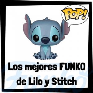 Los mejores FUNKO POP de personajes de Lilo y Stitch - Funko POP de películas de Disney