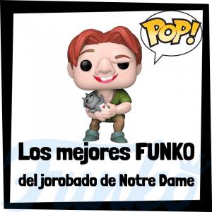 Los mejores FUNKO POP de personajes del Jorobado de Notre Dame - Funko POP de películas de Disney